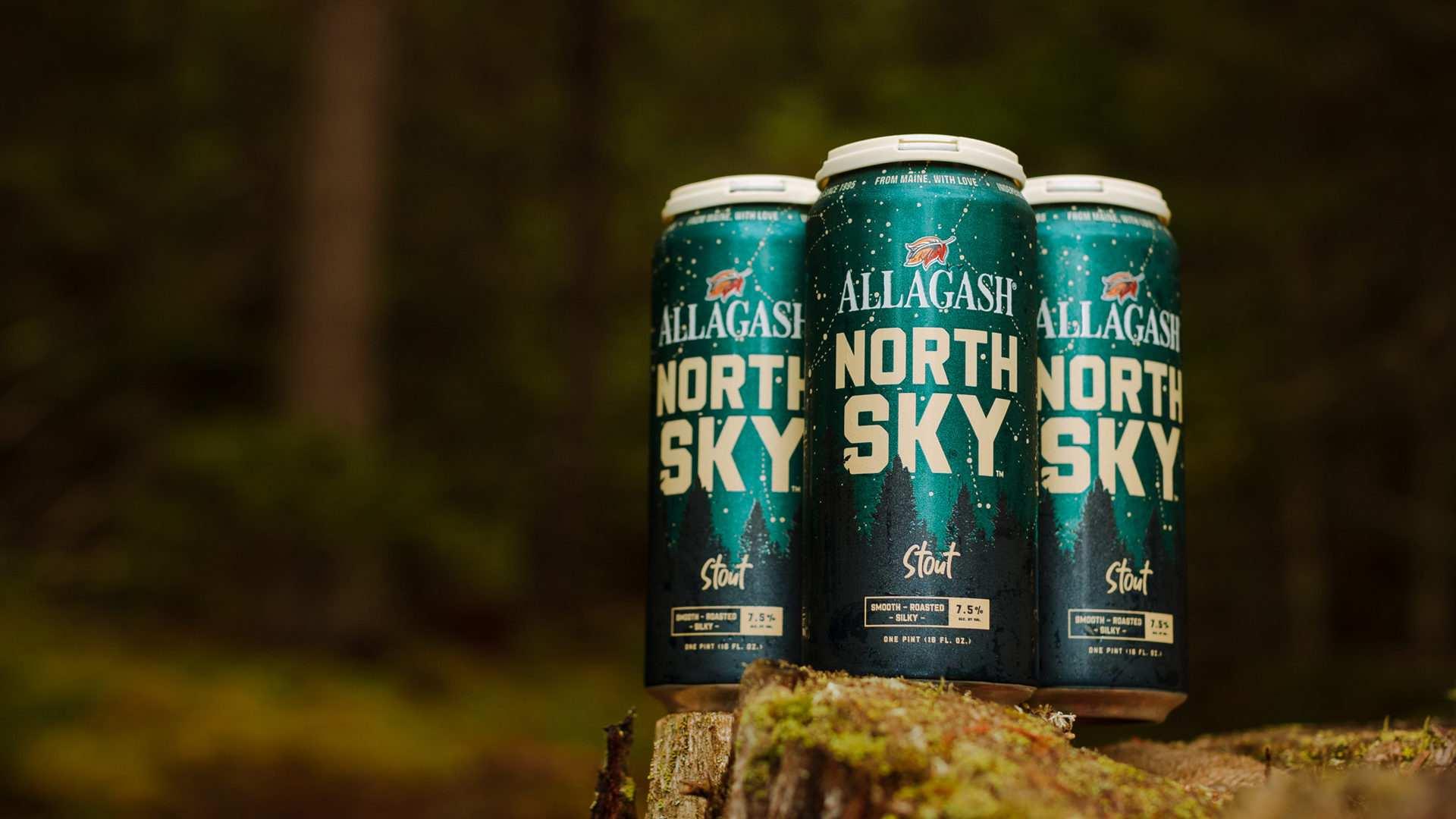 Allagash North Sky Stout